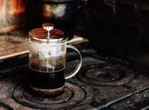 スタバのコーヒープレスの使い方は?抽出方法は?