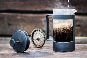 スタバのコーヒープレスの種類や使い方は?
