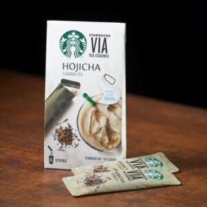 スタバほうじ茶VIAスティックの値段・カロリーは?いつまで発売?【2021年】