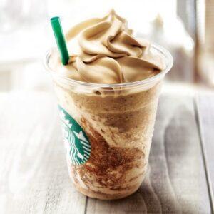 スタバのコーヒークリームフラペチーノの値段やカロリーは?いつ発売されるの?
