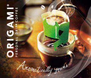 スタバのオリガミ(ORIGAMI)って何?入れ方や味の違いは?