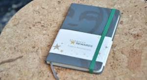スタバ×モレスキンクラシックノートブック