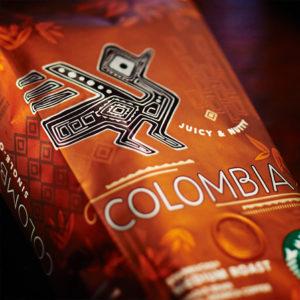 スターバックスコーヒー豆コロンビア