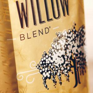スターバックスコーヒー豆のウィローブレンド