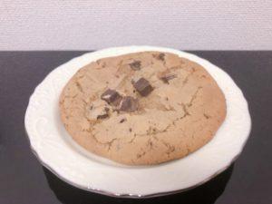 スタバ×チョコレートチャンククッキー