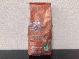 コロンビアコーヒー豆