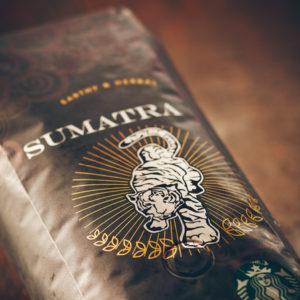 スタバコーヒー豆×スマトラ