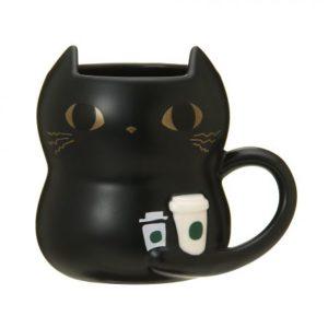 ハロウィン2019マグコーヒーキャット355ml