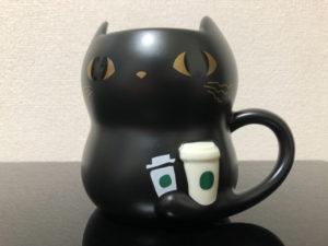 ハロウィン2019マグコーヒーキャット①