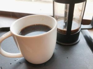 カフェベロナ×コーヒープレス
