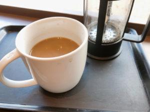 カフェベロナ×ミルク