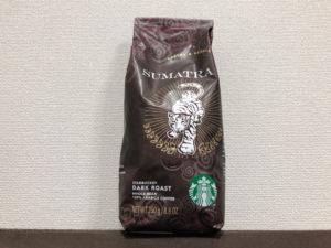 スマトラ×コーヒー豆