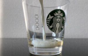 ミルク×バニラシロップ