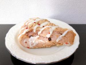 ストロベリーチーズケーキスコーン