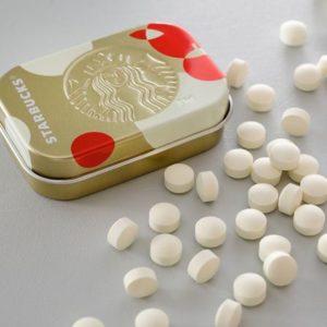 スタバホリデー新作アフターコーヒーミント(アップル)の値段・缶デザイン・味の感想【2020年】