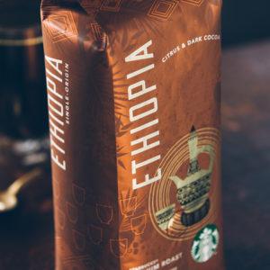 スタバコーヒー豆エチオピア