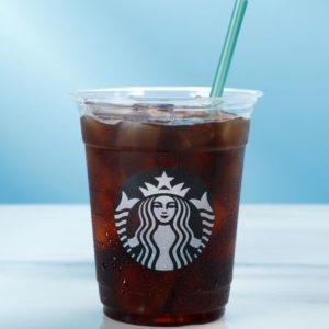 スタバのアイスコーヒーの値段やカロリーは?サイズごとの量は?