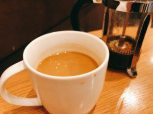 スタバコーヒー豆カシシエロ