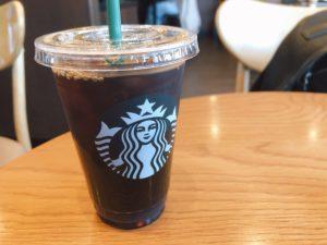 スタバのアイスコーヒーの味はまずいの?味の感想は?