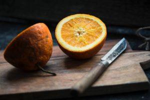 シトラス果肉の注文方法とカロリーはどれくらい?