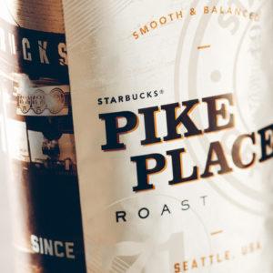 スタバのコーヒー豆パイクプレイスローストとは?