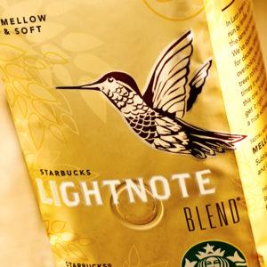 スタバのコーヒー豆『ライトノートブレンド』とは?