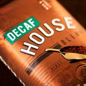 スタバのコーヒー豆デカフェハウスブレンドとは?