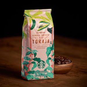 スタバ新作コーヒー豆スラウェシトラジャの値段や特徴は?
