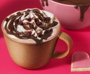 スタバ新作メルティ生チョコレートモカはいつまで発売?値段・カロリー・カスタマイズは?