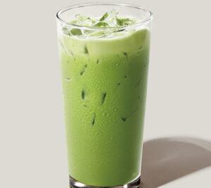 【期間限定】スタバ新作アイス抹茶ティーラテの値段・カロリーは?いつまで発売?
