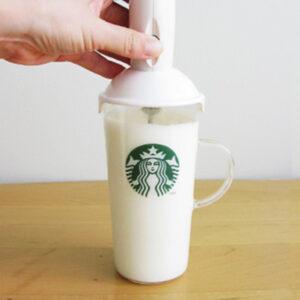 まとめ:スタバのミルクフォーマーを使ってお家でスタバ気分を楽しもう!