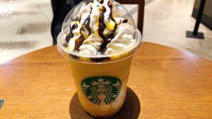 【スタバ地元限定】大阪めっちゃくだもんクリームフラペチーノの味の感想【レビュー】