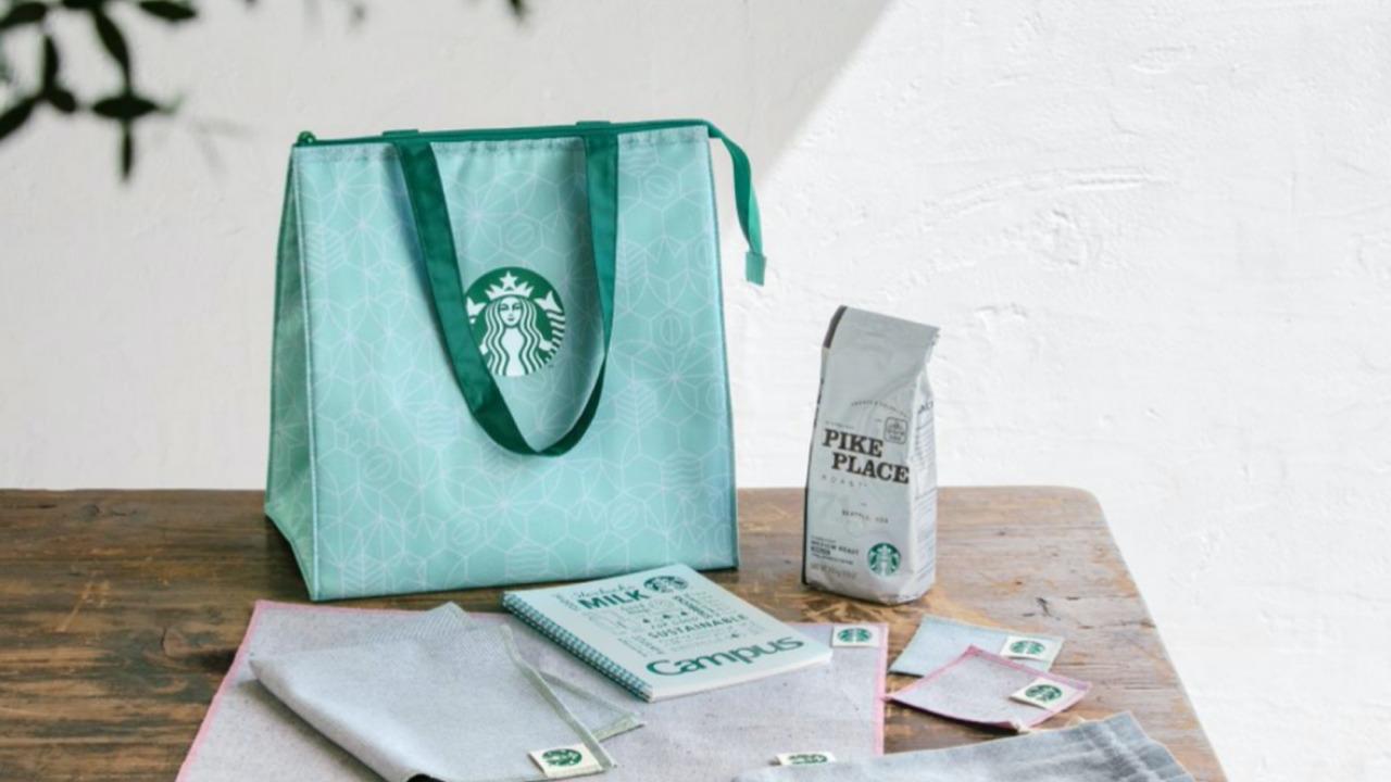 【オンライン限定】スタバ25周年エコグッズセットが新発売 値段・商品内容・エントリー方法について解説